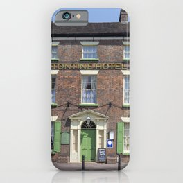 Tontine hotel iPhone Case