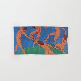 THE DANCE - HENRI MATISSE Hand & Bath Towel
