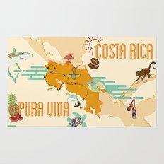 Costa Rica Rug