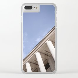 Sharp Clear iPhone Case