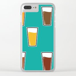 Beer Me! Clear iPhone Case