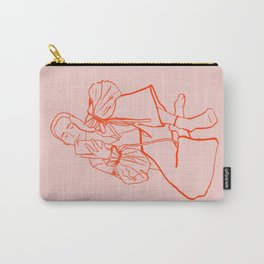 MIRROR SELFIE PINK Carry-All Pouch