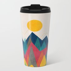 Uphill Battle Metal Travel Mug