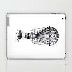Discovery (black on white) Laptop & iPad Skin