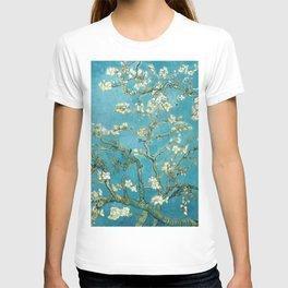 Almond Blossoms by Vincent van Gogh T-shirt