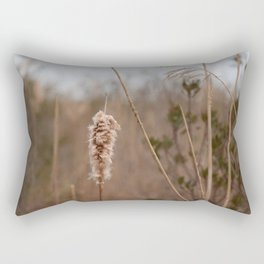Cape May Nature Walk Rectangular Pillow