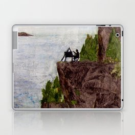 Painting on the Edge Laptop & iPad Skin