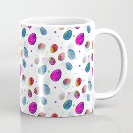 Easter Eggs Pattern Coffee Mug