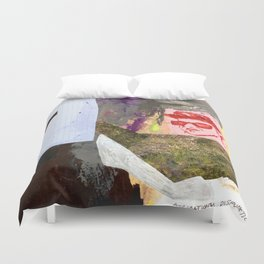 Key Component (Aspirational Disfunction) Duvet Cover