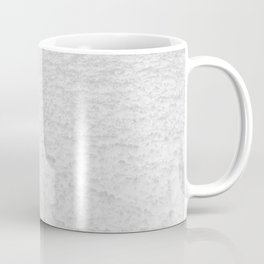 Snow Texture // Snowy Powder Close up Winter Field Ski Vibes Landscape Photography Coffee Mug