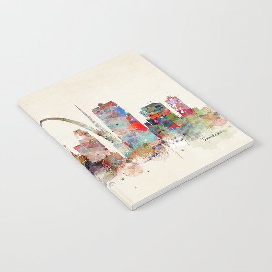 saint louis missouri Notebook