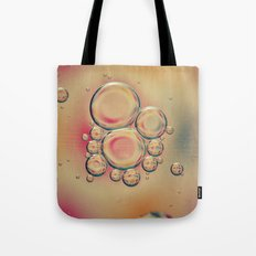 Kaleidoscope: Oil & Water Tote Bag