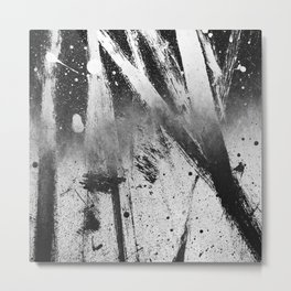 Abstract XX Metal Print