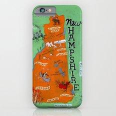 NEW HAMPSHIRE iPhone 6 Slim Case