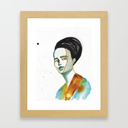 Blanca - Everyone's Mother Framed Art Print