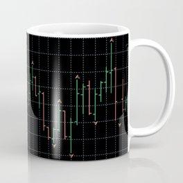 Bars and fractal Coffee Mug