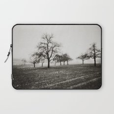 { skeleton trees } Laptop Sleeve