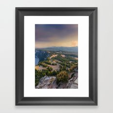 From the Watchman Framed Art Print