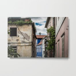 Ruins of a once great place Metal Print