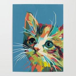 Cat Hope Poster