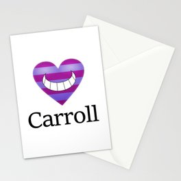 iCarroll Stationery Cards