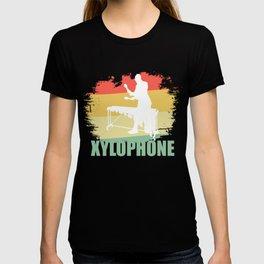 Vintage Xylophone Tee Shirt T-shirt