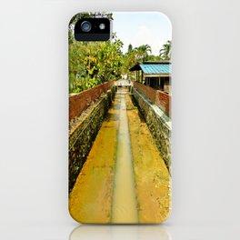 Johor Bahru Study 7 iPhone Case