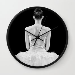 ballarina Wall Clock