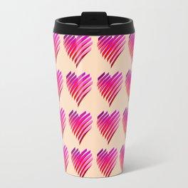 Valentine's heart Travel Mug