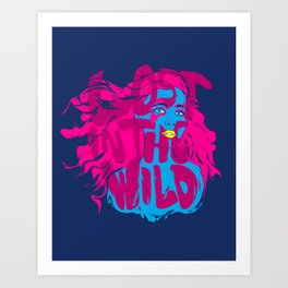 Lost in the Wild Art Print