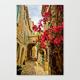 Provincial France Canvas Print