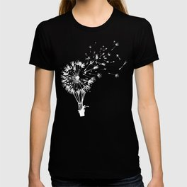 Going where the wind blows T-shirt