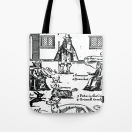 Witch Finder General Tote Bag