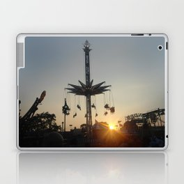 Another Coney Island Shot Laptop & iPad Skin