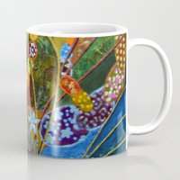 happiness Mugs featuring Happiness by Vargamari