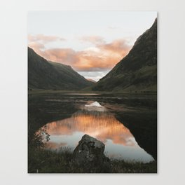 Time Is Precious - Landscape Photography Canvas Print