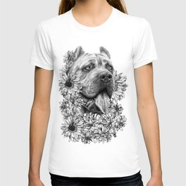 unique and exclusive beautiful dog T-shirt
