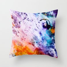 Sickle Throw Pillow