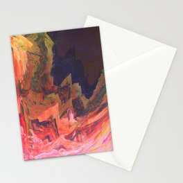 Into Darkness Stationery Cards