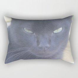 Blackcat Rectangular Pillow