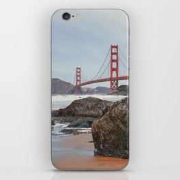 Golden Gate Bridge iPhone Skin