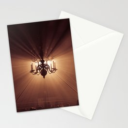 Behind the Candelabra Stationery Cards