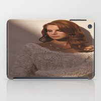 video games iPad Cases featuring Video Games by Michelle Rosario