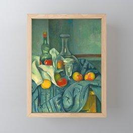 The Peppermint Bottle (Detail) Framed Mini Art Print