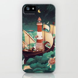 Light of freedom iPhone Case