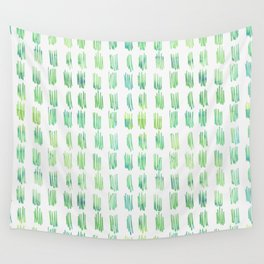 brush smears Wall Tapestry