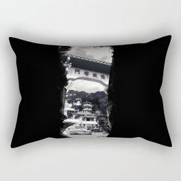 Baguio Bell Church Rectangular Pillow