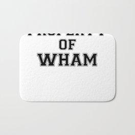 Property of WHAM Bath Mat