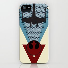 Join the Rebellion iPhone Case