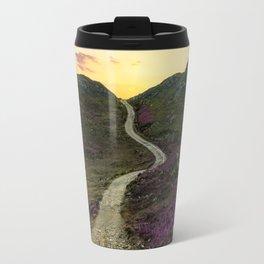 Sunset at Skye Island Travel Mug